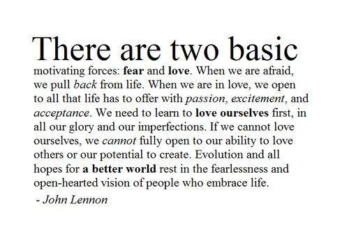 john-lennon-quote-about-fear-and-love