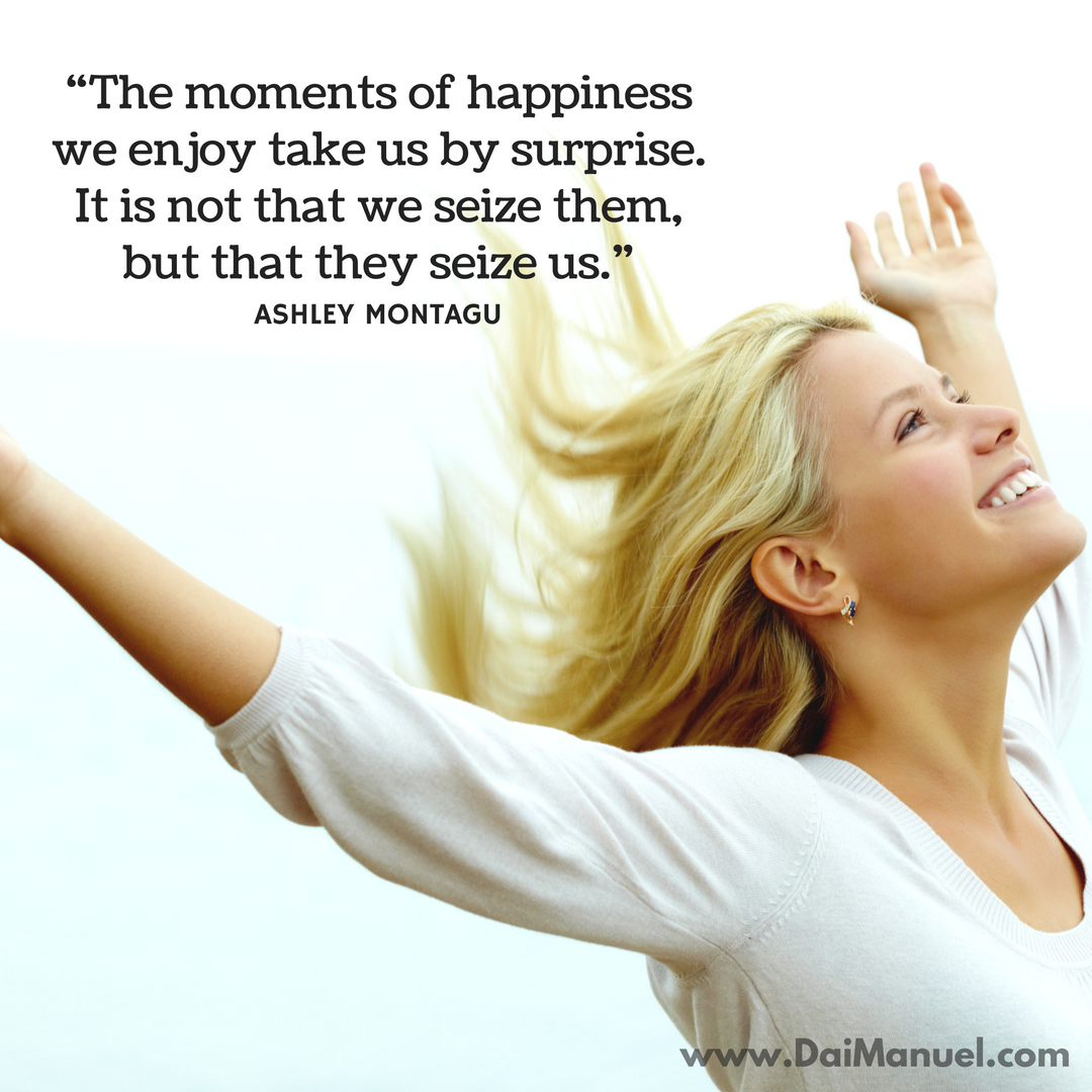 Quotes Reminiscing Happy Moments: 6 Signs That You Are A Genuinely Happy Person