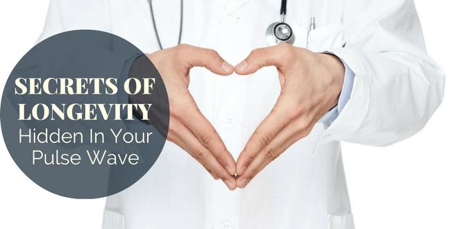 secrets of longevity hidden in your pulse wave