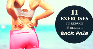 11 exercise to reduce and relieve back pain