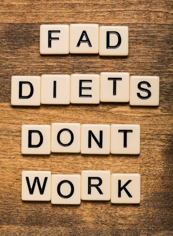 fad diets suck