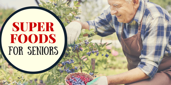 superfoods for seniors health a color guide