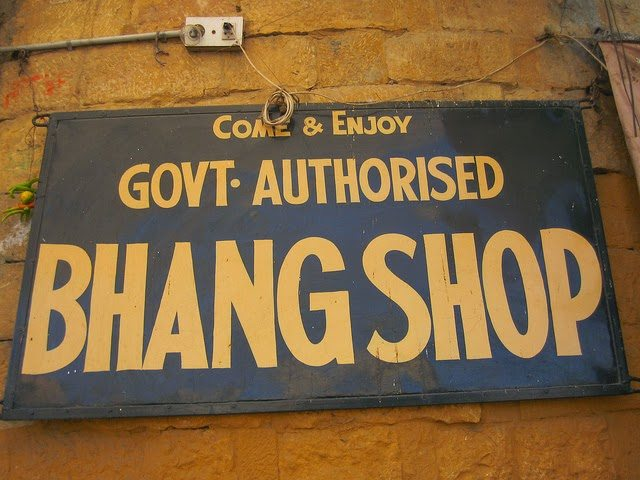 Photo Credit: Bhang : Entheogenic Use of Cannabis in India