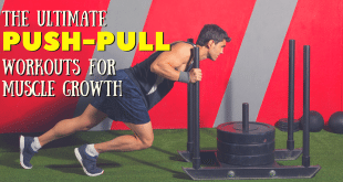 The Ultimate Push-Pull Workout for Muscle Growth
