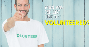 When did you last volunteer - telus day of giving - million hours