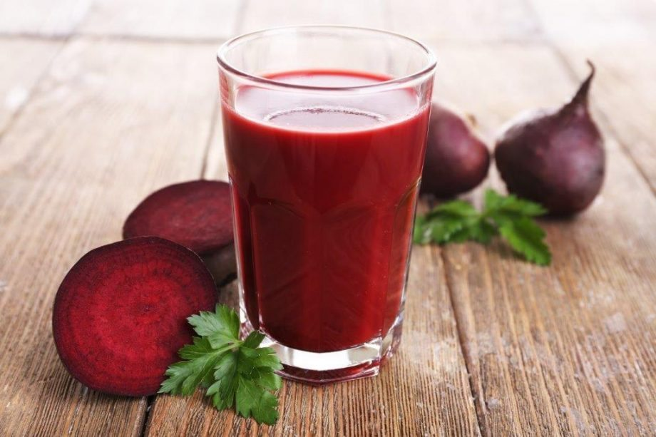 beets are great for detoxification and building muscle
