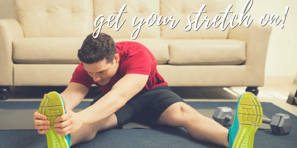 get your stretch on