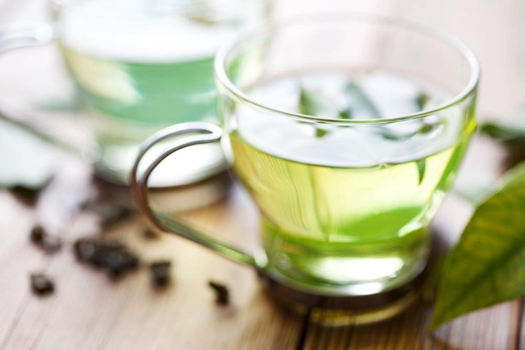 green tea is a fantastic way to detox the body