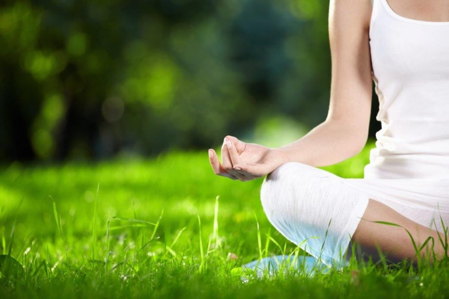 yoga to relieve stress and make you happy 1