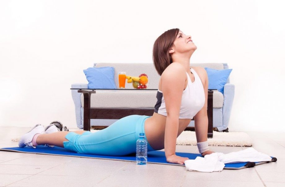 yoga to relieve stress and make you happy 2