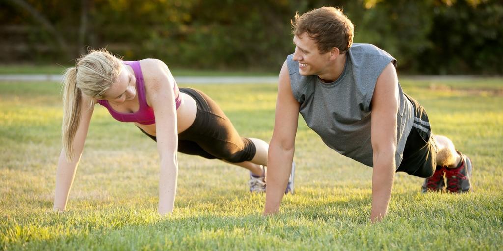 find a workout partner for motivation