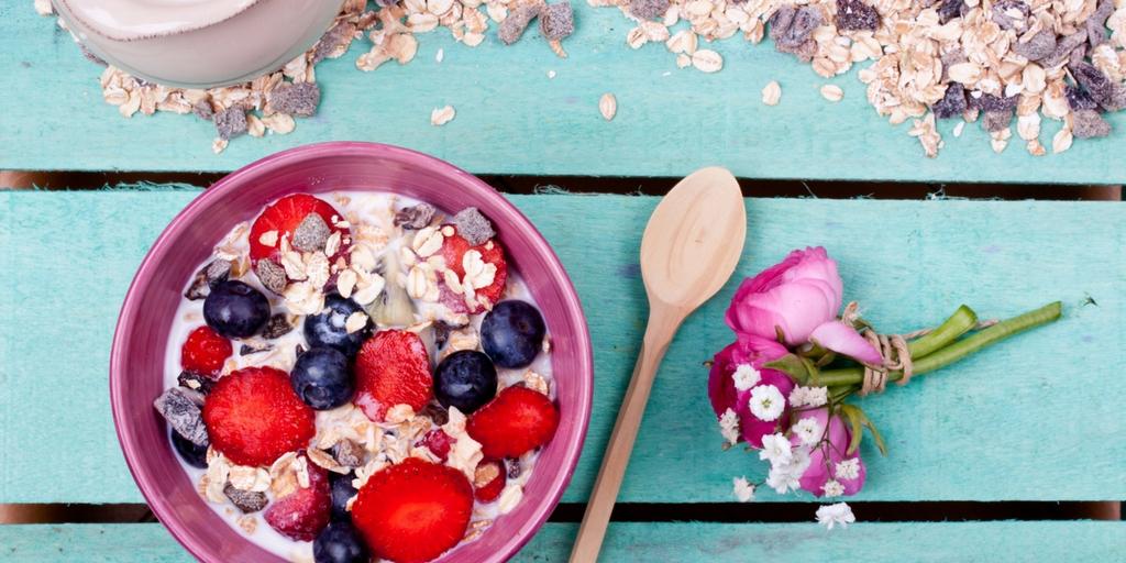 Start eating healthy snacks