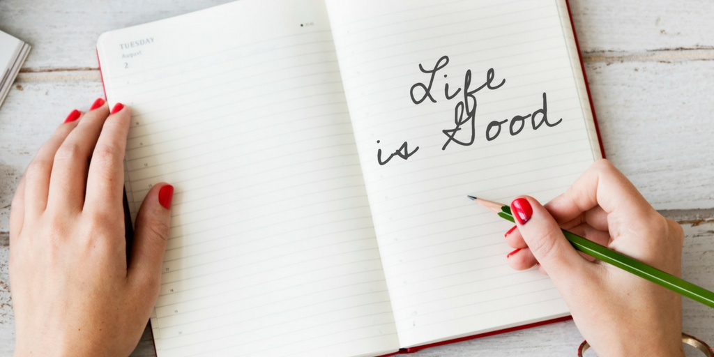 Start journaling daily