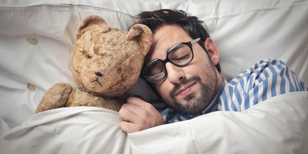 get better quality sleep each night