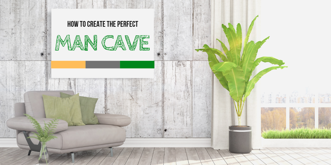 The Man Cave: How It Can Help Your Physical and Mental Health