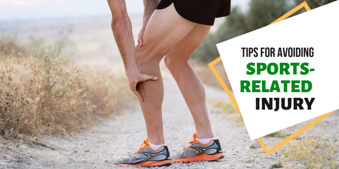 Tips for Avoiding Sports-Related Injuries Effectively
