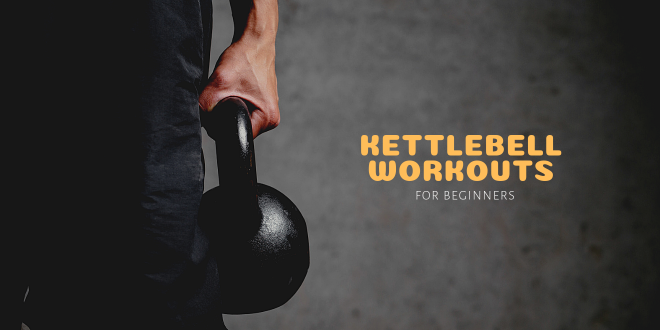Kettlebell Workouts for Beginners - Part 1