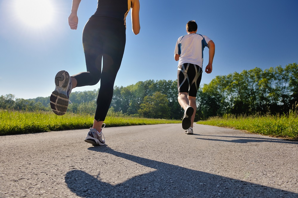 CBD reduces stress hormones released through physical activity.