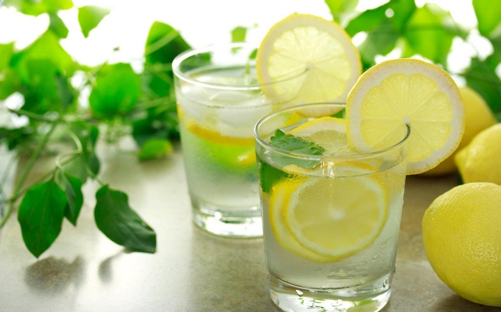 lemon recipes for weight loss