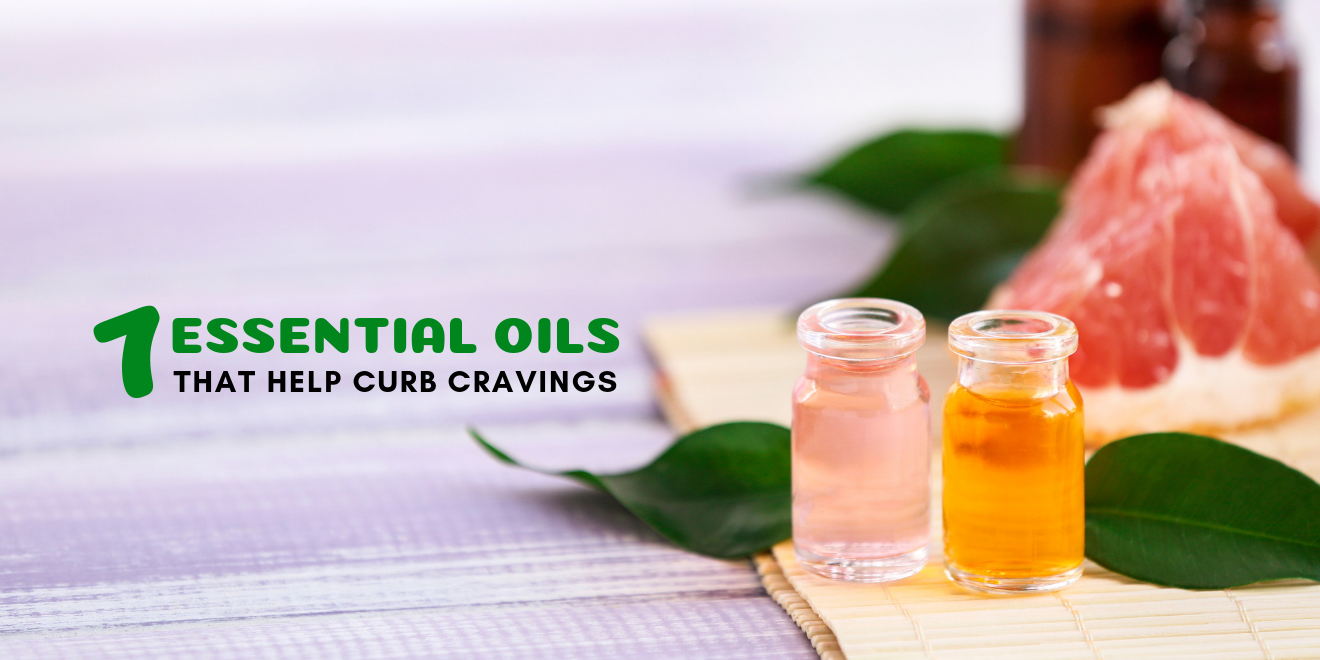 7 Essential Oils for Weight Loss: How to Curb Cravings with Aromatherapy