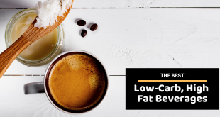 The Best Keto Friendly Beverages High In Fat Low in Carbs