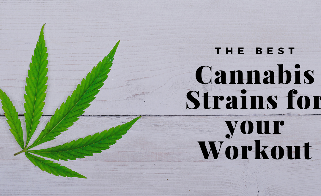 The Best Cannabis Strains for Your Workout
