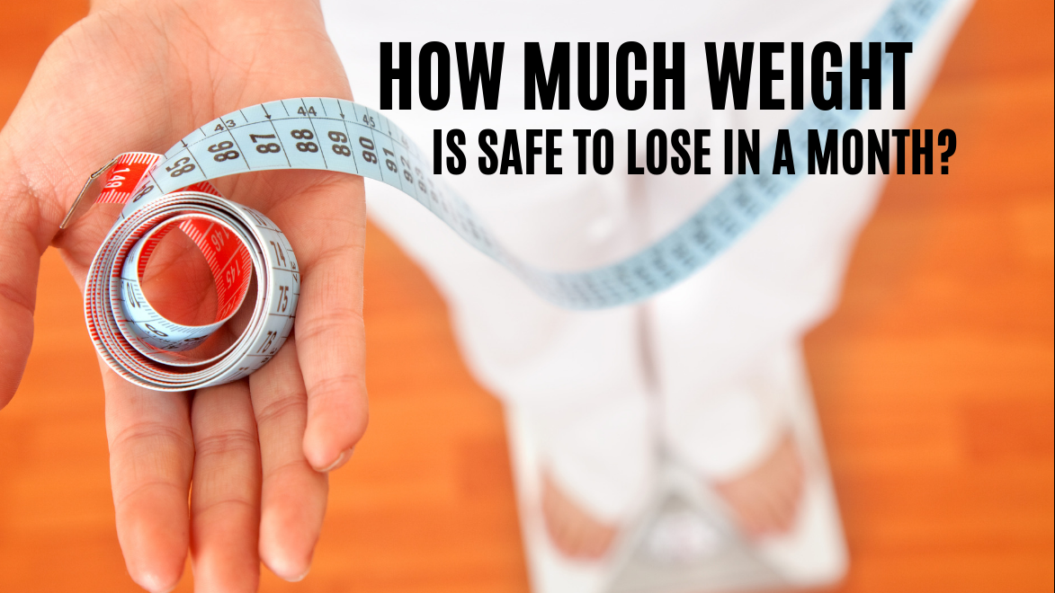 Safe weight loss in a month