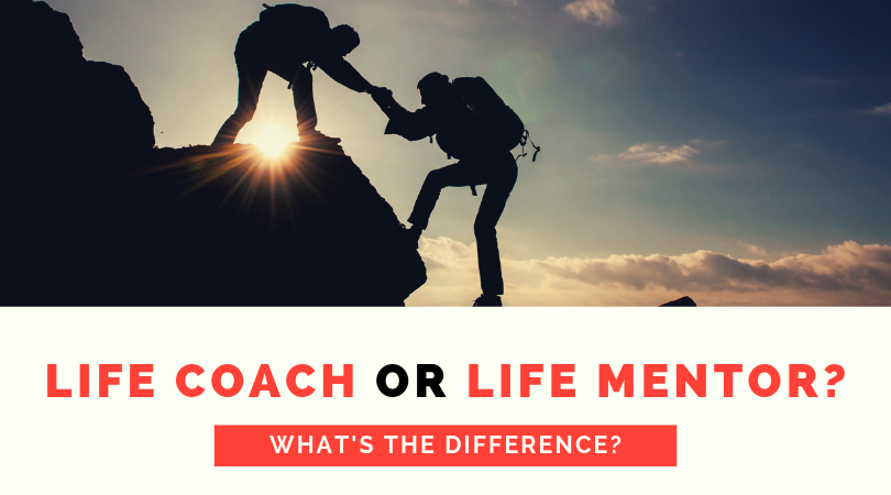 What is the difference between a Life Coach and Mentor?