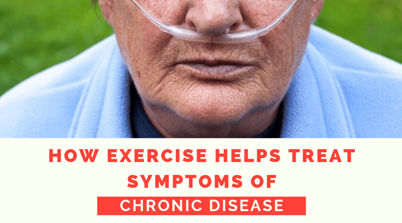 This is How Exercise Helps Treat the Symptoms of Chronic Disease