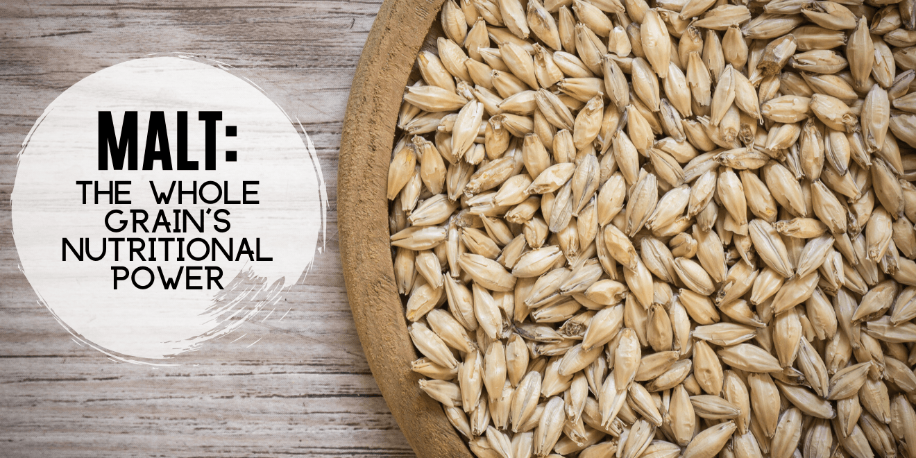 6 Reasons Why Malt is the Best Natural Plant Based Sweetener