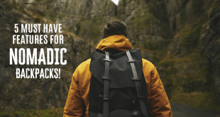 5 Tips on How to Choose the Right Nomad Backpack