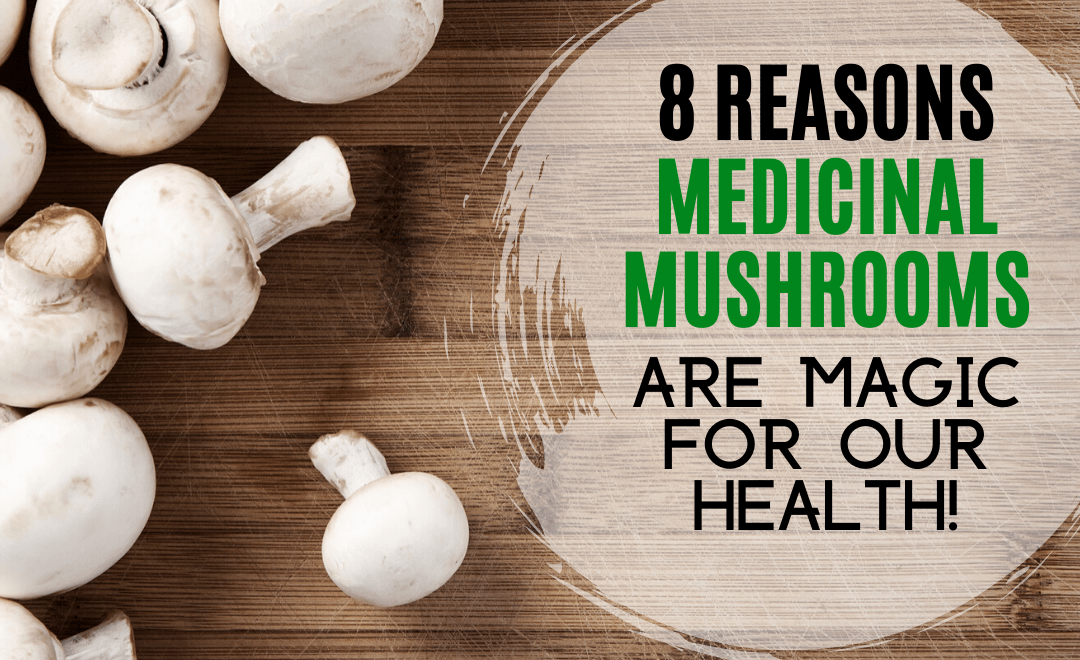 Are Medicinal Mushrooms Safe for Our Health?