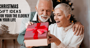 Christmas Gift Ideas for the Elderly in your Life