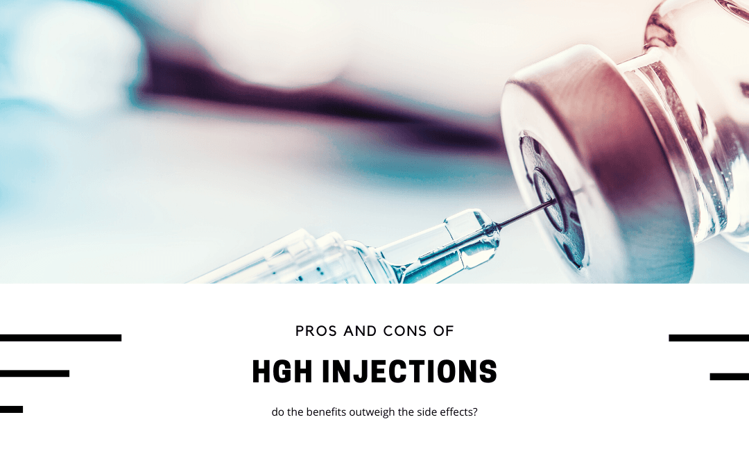 Are HGH Injections Good or Bad for Your Health?