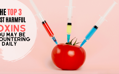 3 Harmful Toxins You May Be Encountering Every Day