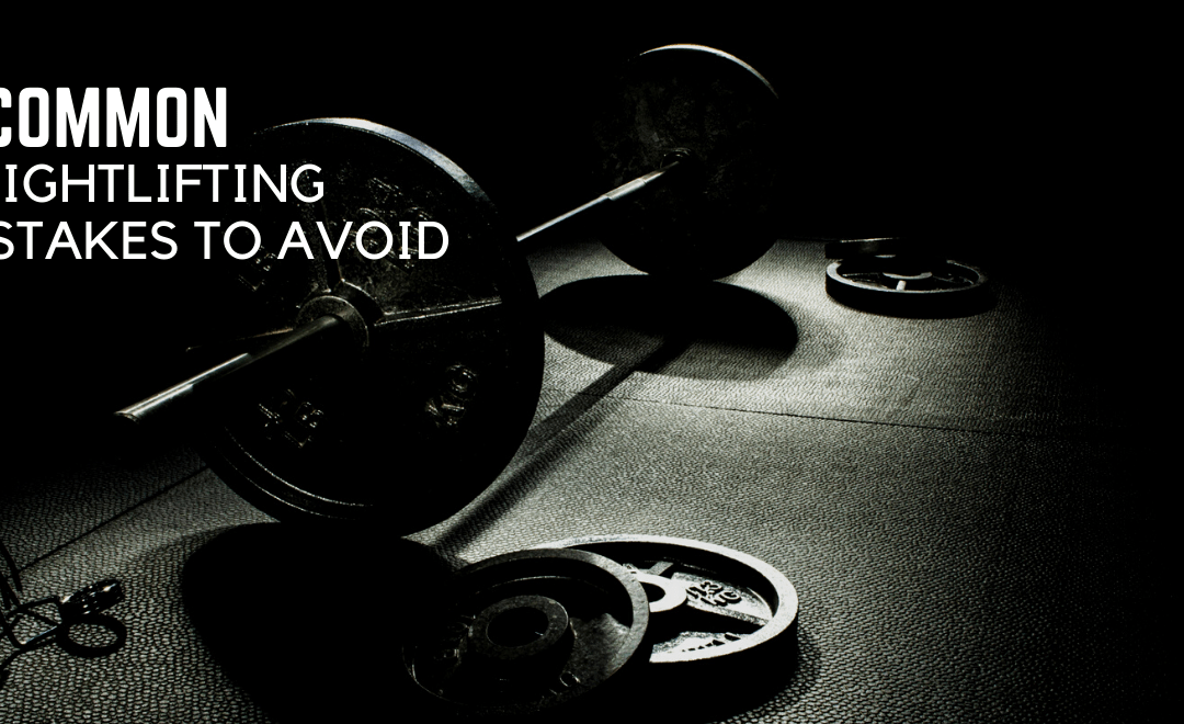 5 Common Weightlifting Mistakes to Avoid