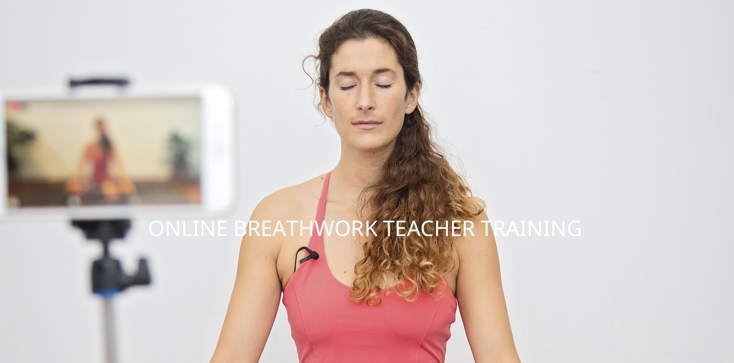 Become a Yoga Alliance Certified Breathwork coach - teacher training