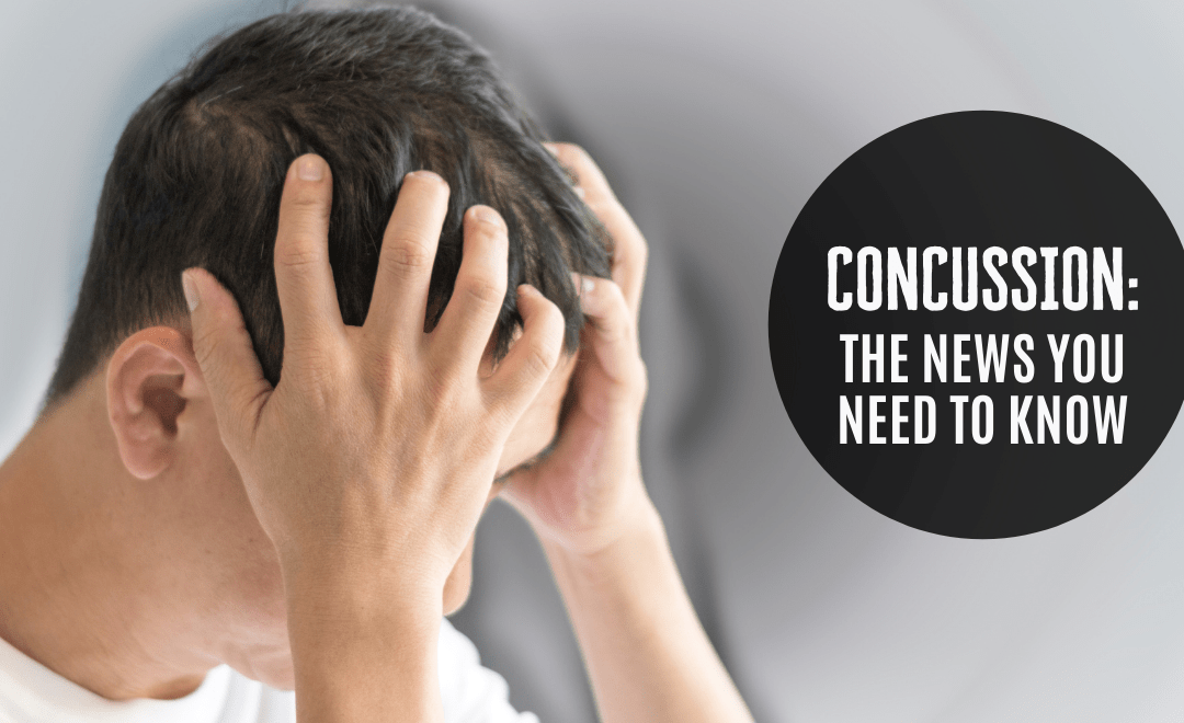 Concussed? News That You Need to Know by Gary Reinl