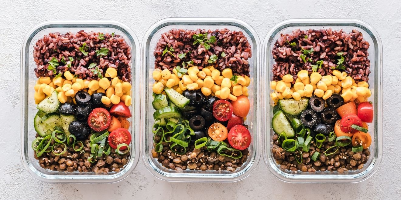 meal prep to reach your fat loss goals