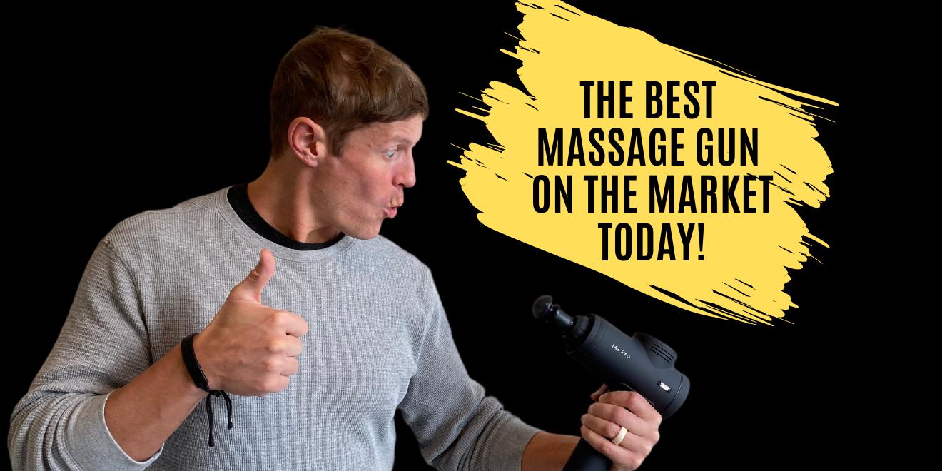 the best damn massage gun on the market the opove m3 massage gun