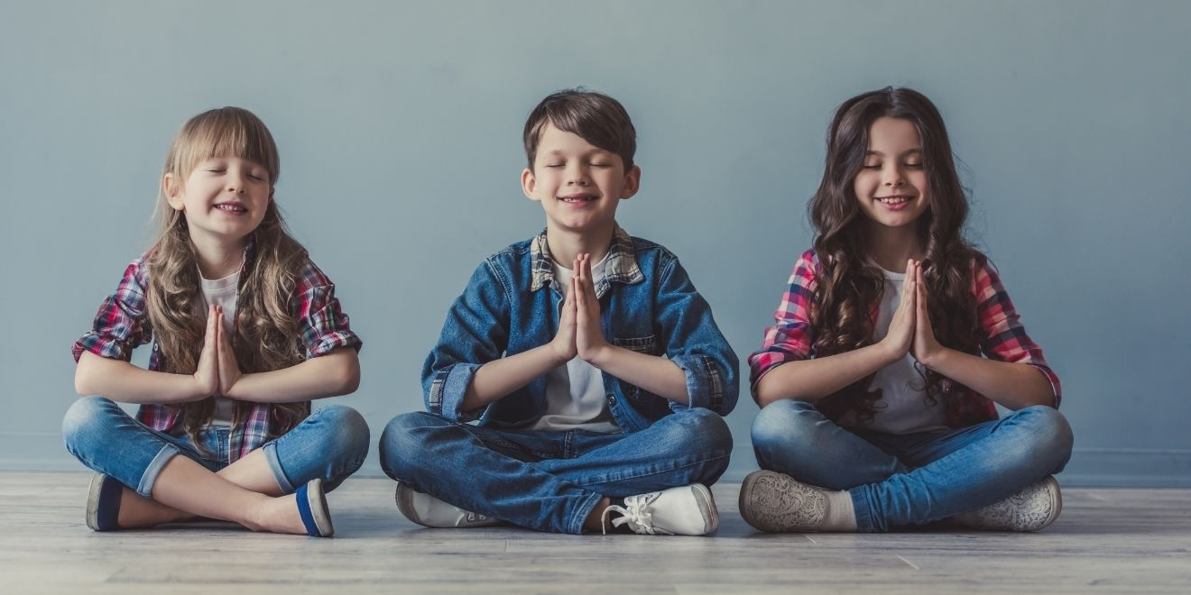 happy and healthy kids meditation and mindfulness