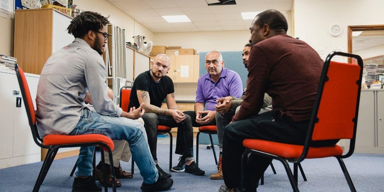 men circles - vulnerability resources for men