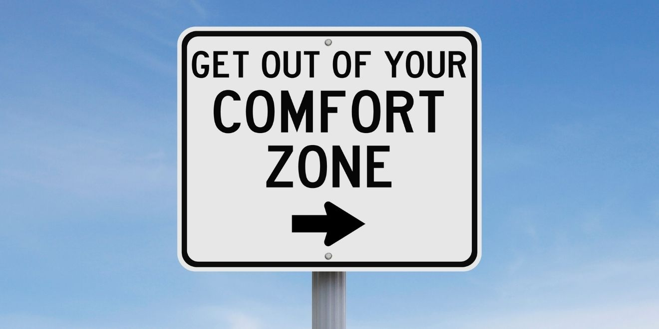 this way out of the comfort zone - vulnerability resources for men